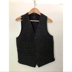 J Crew Wool Vest